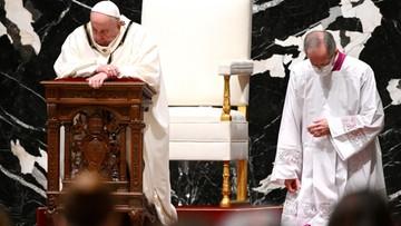 Nietypowa pasterka w Watykanie. Przez pandemię