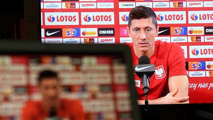 Robert Lewandowski: Byłem spokojny o to, że zagram z Anglią