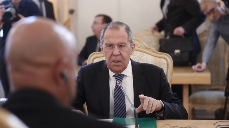 Szef MSZ Siergiej Ławrow spotka się z szefem dyplomacji Wenezueli