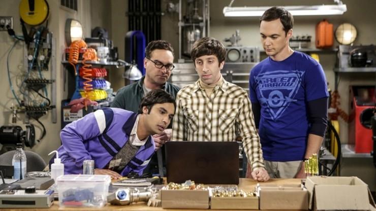"""Serial """"Teoria wielkiego podrywu"""" ma najlepiej zarabiających aktorów telewizyjnych"""