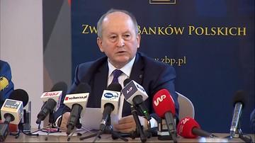 Związek Banków Polskich liczy, że nie będzie absurdalnego uprzywilejowania kredytobiorców