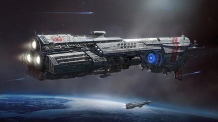 Statek kosmiczny o długości kilku kilometrów? Chiny rozpoczęły nad nim prace