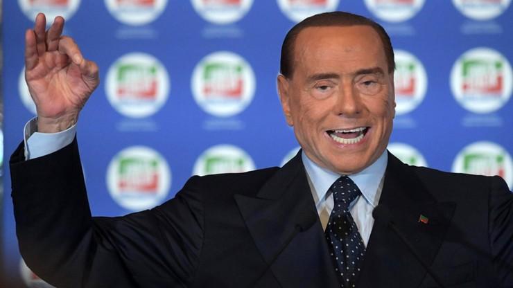 """Berlusconi wycofa się z polityki w razie porażki w wyborach. """"To będzie wina Włochów"""""""