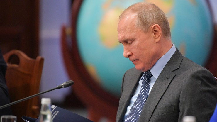 Putin uprościł uzyskiwanie obywatelstwa przez mieszkańców Donbasu. Jest ostra odpowiedź Kijowa