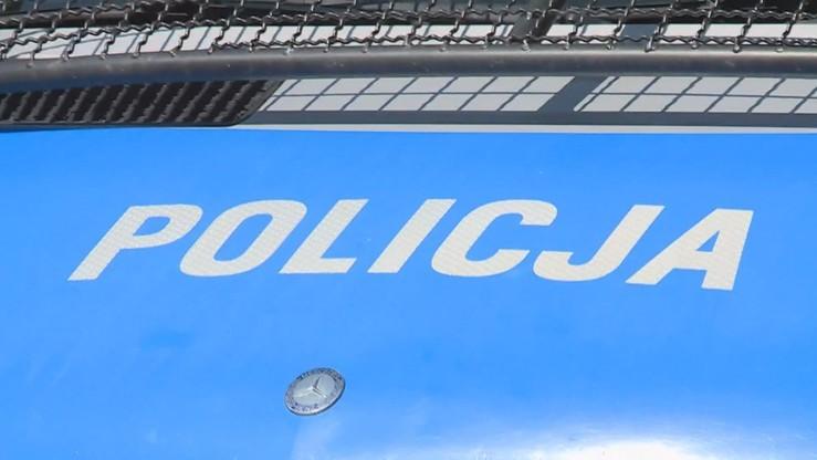 Pijana i bez prawa jazdy uciekała policjantom. Dwóch funkcjonariuszy rannych po pościgu