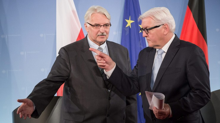 Polska i Niemcy gotowe do rozmów mimo różnic