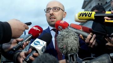 """""""Mniej wątpliwości będzie budziło przyznanie pewnych uprawień prezydentowi niż ministrowi sprawiedliwości"""". Łapiński o projektach dot. KRS i SN"""