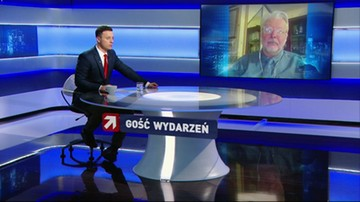 Waszczykowski: gdybyśmy oddali władzę, doszłoby do wielkiego chaosu w Polsce