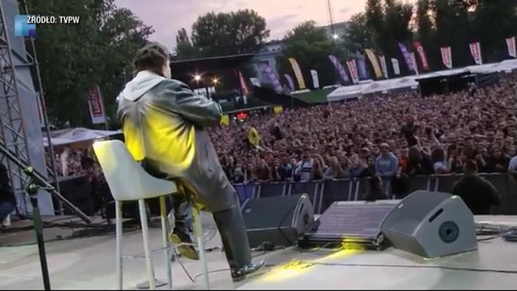 Młodzież lekceważyła muzykę Krawczyka? Burza po wpisie prezydenta