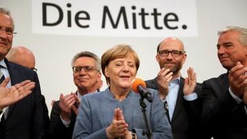 """""""Wynik wyborów może skutkować zmianą polityki wobec Polski"""". Portugalskie media o sukcesie partii Merkel"""
