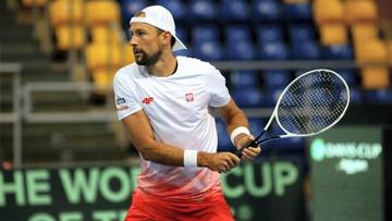 ATP w Rzymie: Kubot i Skugor pokonali braci Tsitsipasów