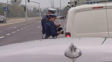 """5 tysięcy policjantów na drogach wyłapuje sprawców wykroczeń. """"Dzień bez ofiar"""""""