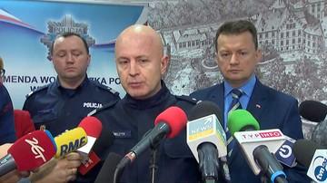 Szef KGP: nie było poważnych błędów w akcji policji w Wiszni Małej