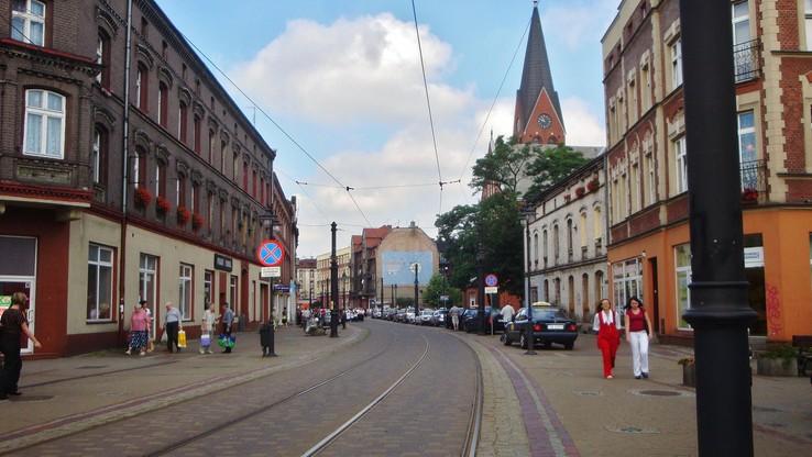 Policja w urzędzie miejskim w Świętochłowicach. Prezydent: nie było żadnej agitacji