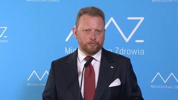 Łukasz Szumowski: wystarczy dobre prawo i elementarne wyczucie etyczne. Co mówił w 2018 roku?