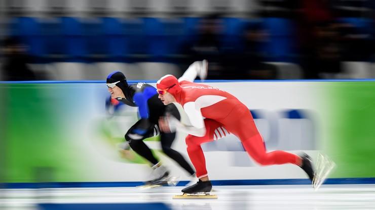 PŚ w łyżwiarstwie szybkim. Transmisja w Polsacie Sport News