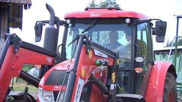 Kupili nowy traktor za 300 tys. zł. Był niesprawny. Dealer i producent odmawiają pomocy