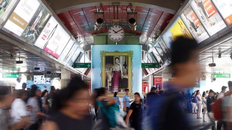 Tajlandia: 20 lat więzienia za zbrodnię obrazy majestatu