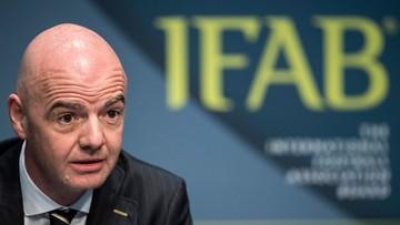 Międzynarodowa Rada Piłkarska zadecydowała. Pięć zmian również w przyszłym sezonie