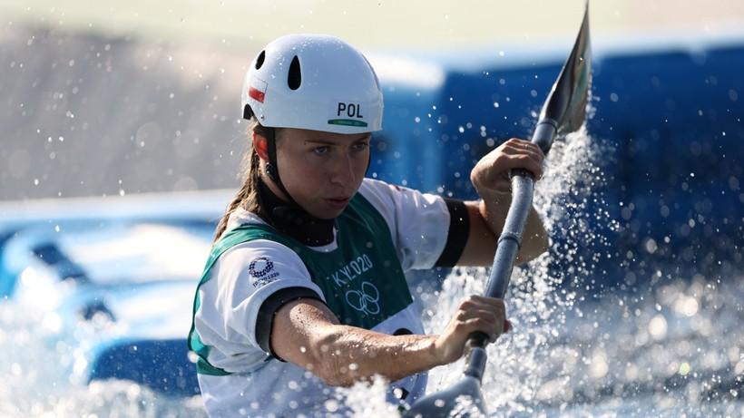 Tokio 2020: Klaudia Zwolińska w półfinale K1