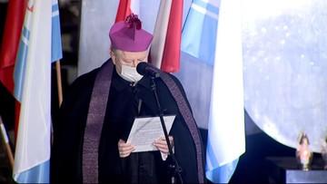 """""""Demoralizacja i szerzenie nienawiści"""". Biskup porównał Strajk Kobiet do """"zbrodniczej ideologii"""""""