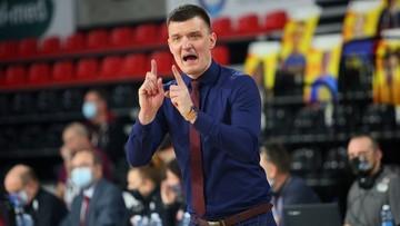 EBL: Majewski nie jest już trenerem Stali Ostrów