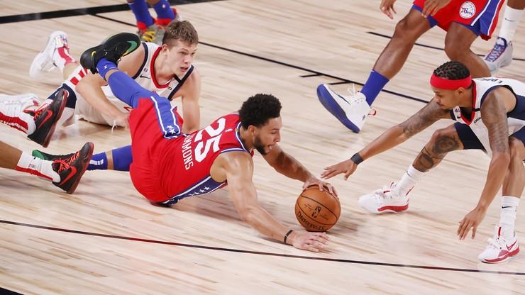 NBA: Ben Simmons najprawdopodobniej nie zagra do końca sezonu