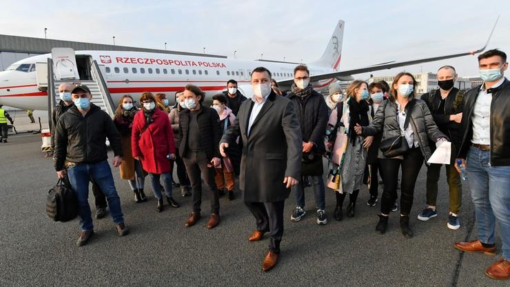 Polscy medycy rozpoczynają szczepienia pracowników kwatery głównej NATO