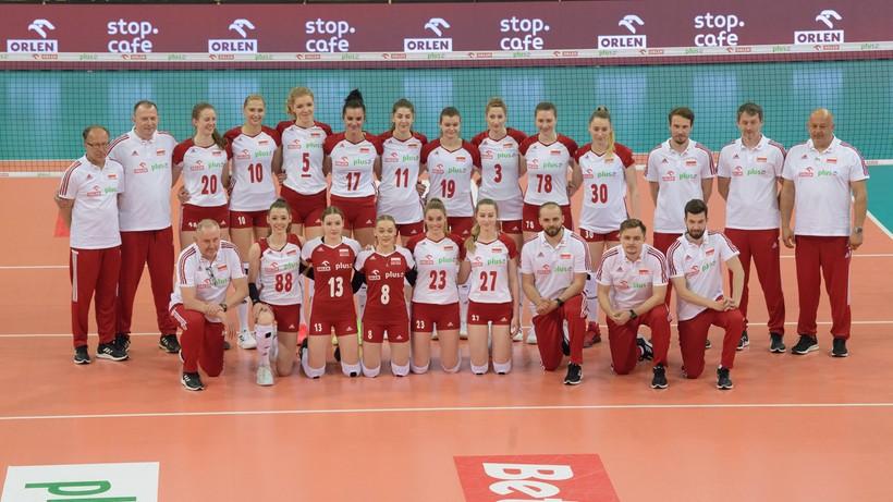 Reprezentacja Polski siatkarek wygrała z Niemkami po tie-breaku