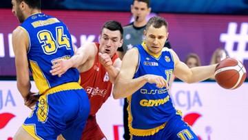 EBL: GTK Gliwice pokonało Asseco Arkę Gdynia. Popis Jordona Varnado