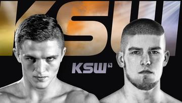 KSW 63: Zmiana w karcie walk