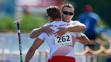 MŚ w kajakarstwie - czwórka kanadyjkowa ze srebrnym medalem na 500 m