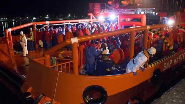 Zatonął ponton z migrantami na Morzu Śródziemnym. Są obawy, że zginęło 117 osób