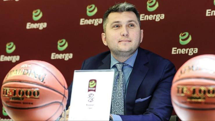 Prezes PZKosz.: Sponsor pozwala myśleć o kolejnych sukcesach