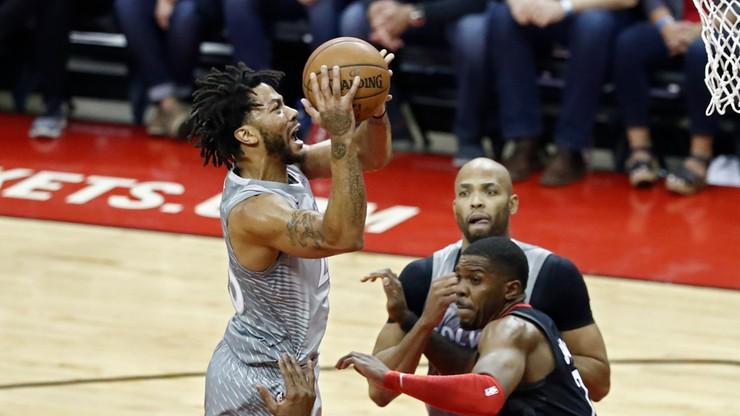 NBA: Rose zdobył 50 punktów!