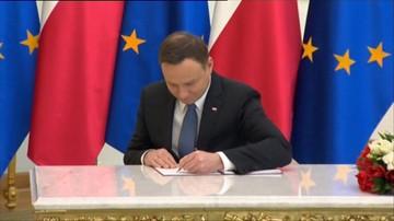 Prezydent podpisał ustawę budżetową, choć wiedział, że może być niezgodna z konstytucją