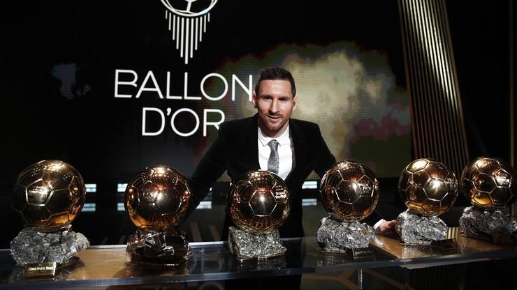Messi zdobywcą Złotej Piłki 2019!