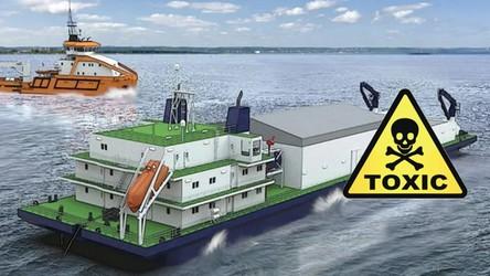 Na dnie Bałtyku spoczywa bomba ekologiczna. Polacy chcą ją zneutralizować