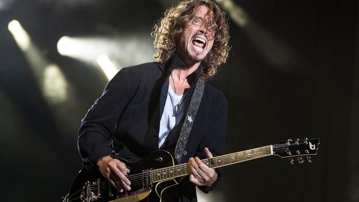 Nie żyje wokalista Soundgarden Chris Cornell. Miał 52 lata