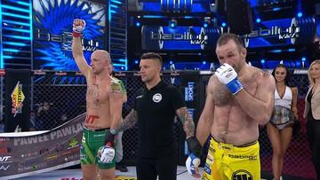 Babilon MMA 21: Pawlak - Guzew. Wyniki i skróty walk (WIDEO)