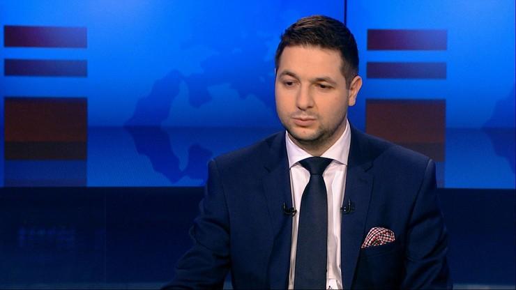 """O piśmie ministra sprawiedliwości  do Trybunału Konstytucyjnego w programie """"To był Dzień"""" w Polsat News o 20:00"""