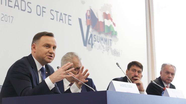 Prezydent Duda: nie możemy patrzeć na UE jako na zamknięty klub