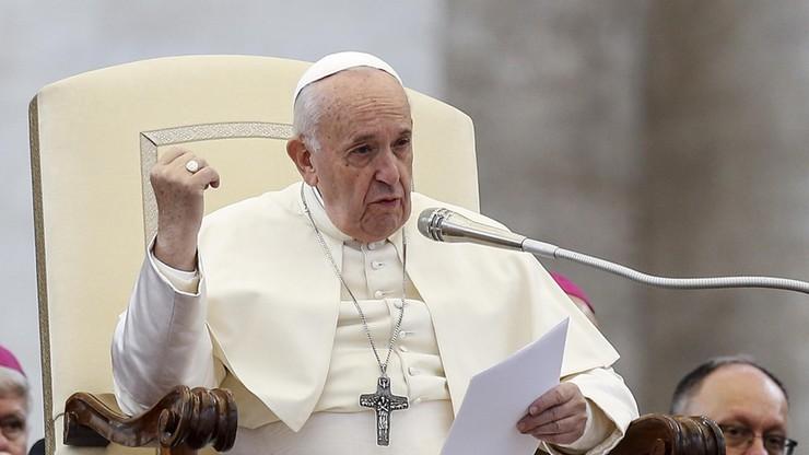 Papież: odradza się prześladowanie Żydów. To nie jest chrześcijańskie