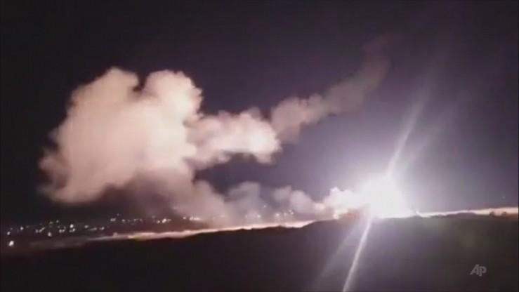 Syria i Izrael oskarżają się nawzajem o rozpoczęcie ataku powietrznego