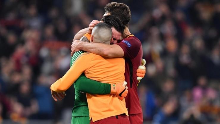 Liga Mistrzów: Szalony tweet Romy bije rekordy popularności!