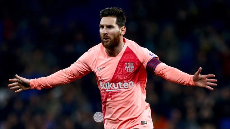Messi wydał fortunę na samolot