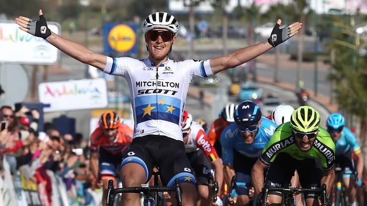 Tour de France: Trentin wygrał 17. etap