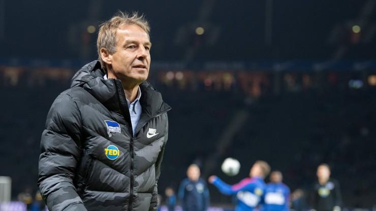 Kto za Klinsmanna w Herthcie? Kilka głośnych nazwisk w kolejce