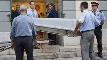 Salvador Dali ekshumowany w związku ze sprawą o ojcostwo