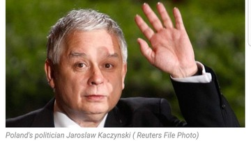 Zagraniczny portal pomylił braci Kaczyńskich. Poseł Tarczyński zareagował: użyjcie Google i mózgu